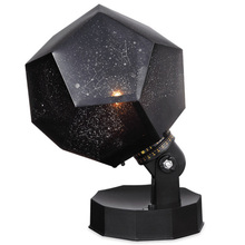 Nachtlampje Projector Star Sky Night Lamp 3 Modi Rotatie 3 LED 3 Kleur Sterrenhemel Projectie Lamp voor Kind Baby slaapkamer, kerst G