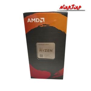 Image 5 - AMD Ryzen 7 5800X R7 5800X 3,8 ГГц Восьмиядерный 16 нить Процессор процессор 7NM L3 = 32 м 100 000000063 гнездо AM4 новый, но без кулера