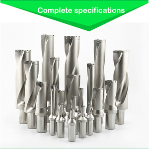 Image 4 - BEYOND SP C25 3D SD17 SP06 SD 13 14 15 16 18 19 20 indexable insert drill bit U Drilling SPMG060204 rapid Shallow Hole drills