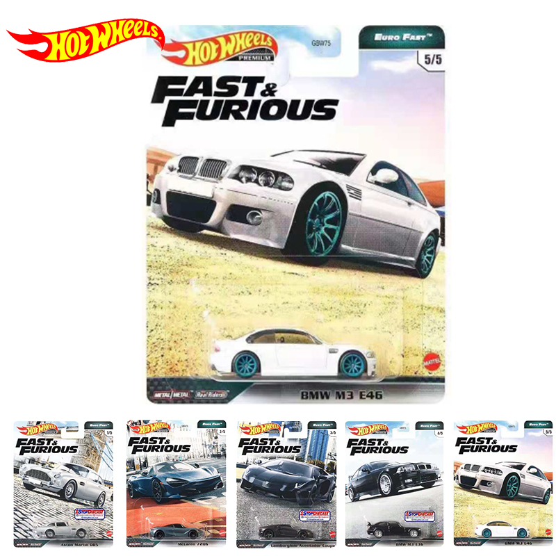 Original Hot Wheels Cars Kids Toys Boys Hotwheels Cars Diecast 1/64 Alloy Car Toys for Children Car Sets Culture Limited Edition