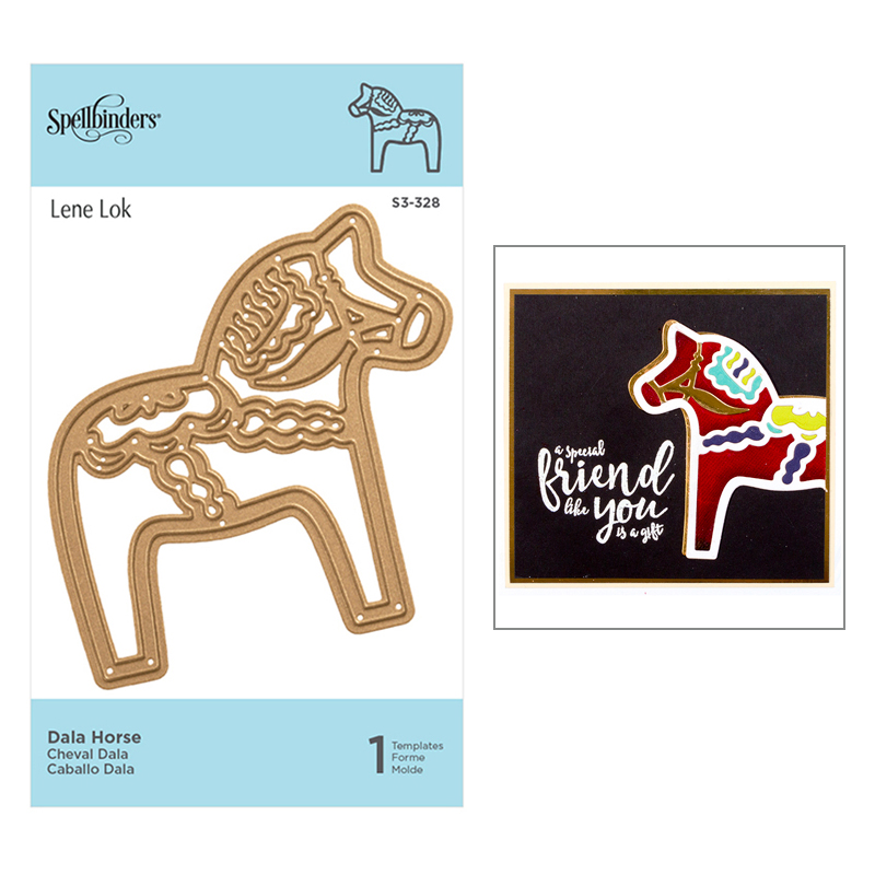 <font><b>Horse</b></font> Animal Saddle 2020 Hot <font><b>Metal</b></font> Cutting Dies For DIY Scrapbooking Craft Background Decorative and Card Making Foil No Stamps image
