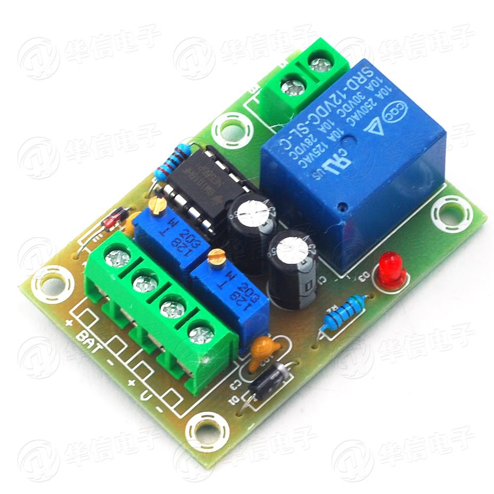 Xh-m601 Battery 12v Intelligent Device Power Supply Control Board Automatic Charging And Blackout Integrated Circuit Cleaning The Oral Cavity.