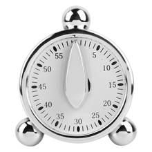 Кухонный механический таймер на 60 минут будильник с напоминанием