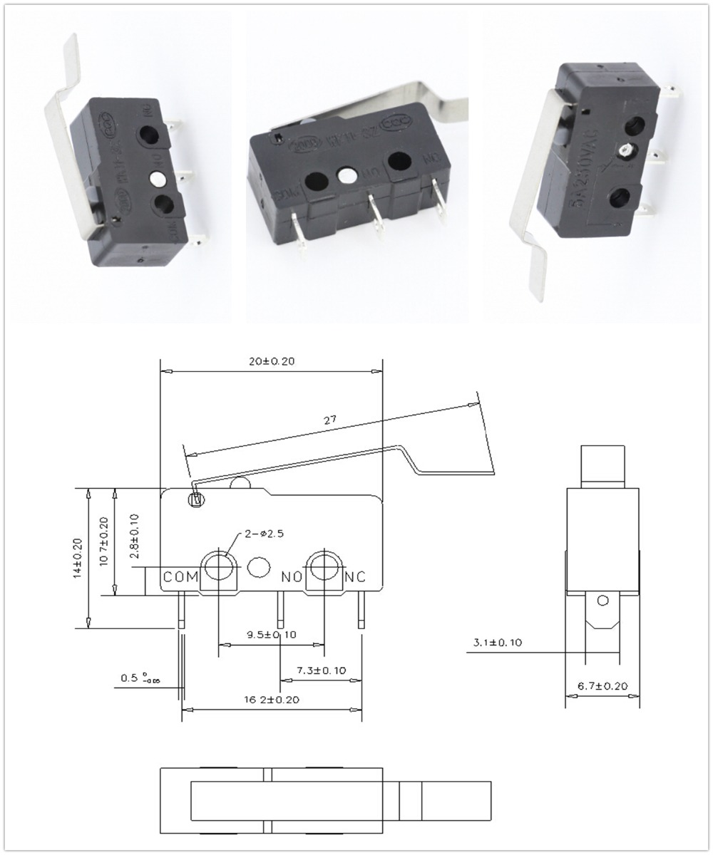 带钉Z型27mm