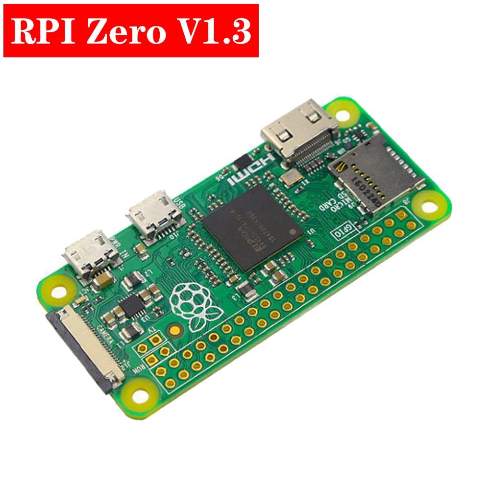 Raspberry Pi Zero With 1GHz CPU 512MB RAM Linux OS 1080P HD Video Output Raspberry Pi Zero V1.3 Pi 0
