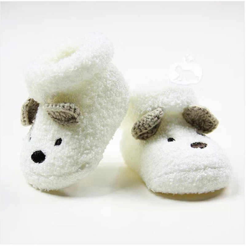 Cute Newborn Infant Baby Cotton Socks Warm Cartoon Animal Baby Girl Boy Socks Toddler Anti Slip Floor Socks Kids baby sokken