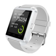 цена на U8 Bluetooth Smart Watch 1.44inch Sport Wristwatch Smartwatch For Android Phone