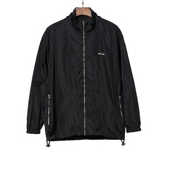 19SS well done Jackets oversize 1:1 high quality well done windbreaker streetwear hip hop we11 done coats men women фото