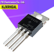 10pcs IRF640NPBF IRF640N TO 220 TO220 IRF640 MOSFET Nuovo originale