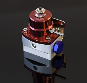 Image 3 - Universal fpr AN6 Fitting EFI fuel pressure regulator For 7MGTE MKIII with hose line.Fittings.Gauge fpr 005