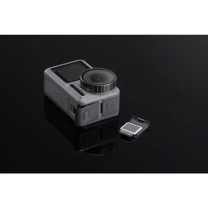 Image 5 - DJI Osmo Action USB C pokrywa dla DJI OSMO kamera akcji odpychanie wody kurz z portu USB C karta MicroSD Slot DJI oryginalne części