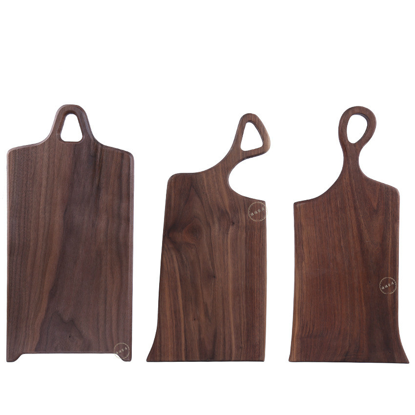 Vegetable-Board Chopping-Board Walnut-Cut Bread Black Emperor Will See