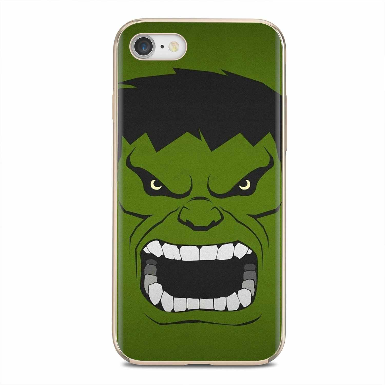 สำหรับ Samsung Galaxy J1 J2 J3 J4 J5 J6 J7 J8 PLUS 2018 PRIME 2015 2016 2017 Comics มหัศจรรย์ซูเปอร์ฮีโร่ซิลิโคน Hulk โทรศัพท์