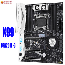 HUANANZHI X99 TF huanan Motherboard Intel X99 tf LGA 2011 3 All Series