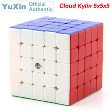 YuXin Cloud Kylin 5x5x5 Magic Cube ZhiSheng Unicorn 5x5 Speed Twisty Puzzle Brain Teasers Educational Toys For Children