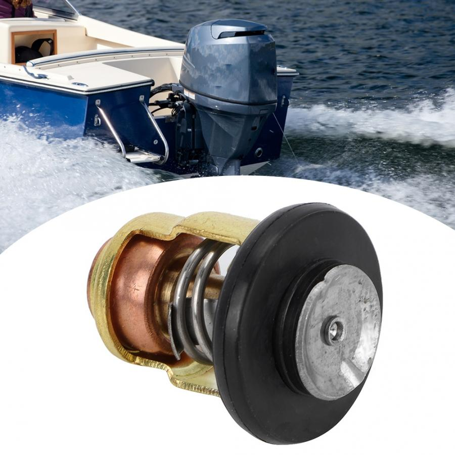 Engine Thermostat Valve 6E5-12411-00 E5-12411-01 6E5-12411-02 For Yamaha 3-225 Horsepower Outboard