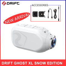 Drift Ghost XL – caméra daction, édition neige, 1080P, WiFi, étanche, Sport, pour moto, vélo, casque, YouTube