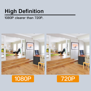 Image 3 - KERUI Mini Size WiFi IP Camera HD1080P Tuya App Indoor Camera Home Security WIFI Surveillance Night Vision Motion Alarm System