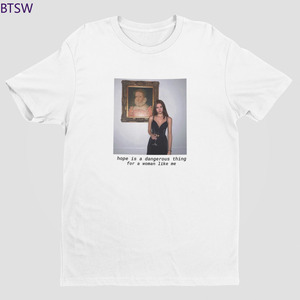 Lana Del Rey Band Shirt Merch Norman Rockwell Love Song LDR Plus Size Tops Female T-Shirt Funny Print Unisex Tshirt