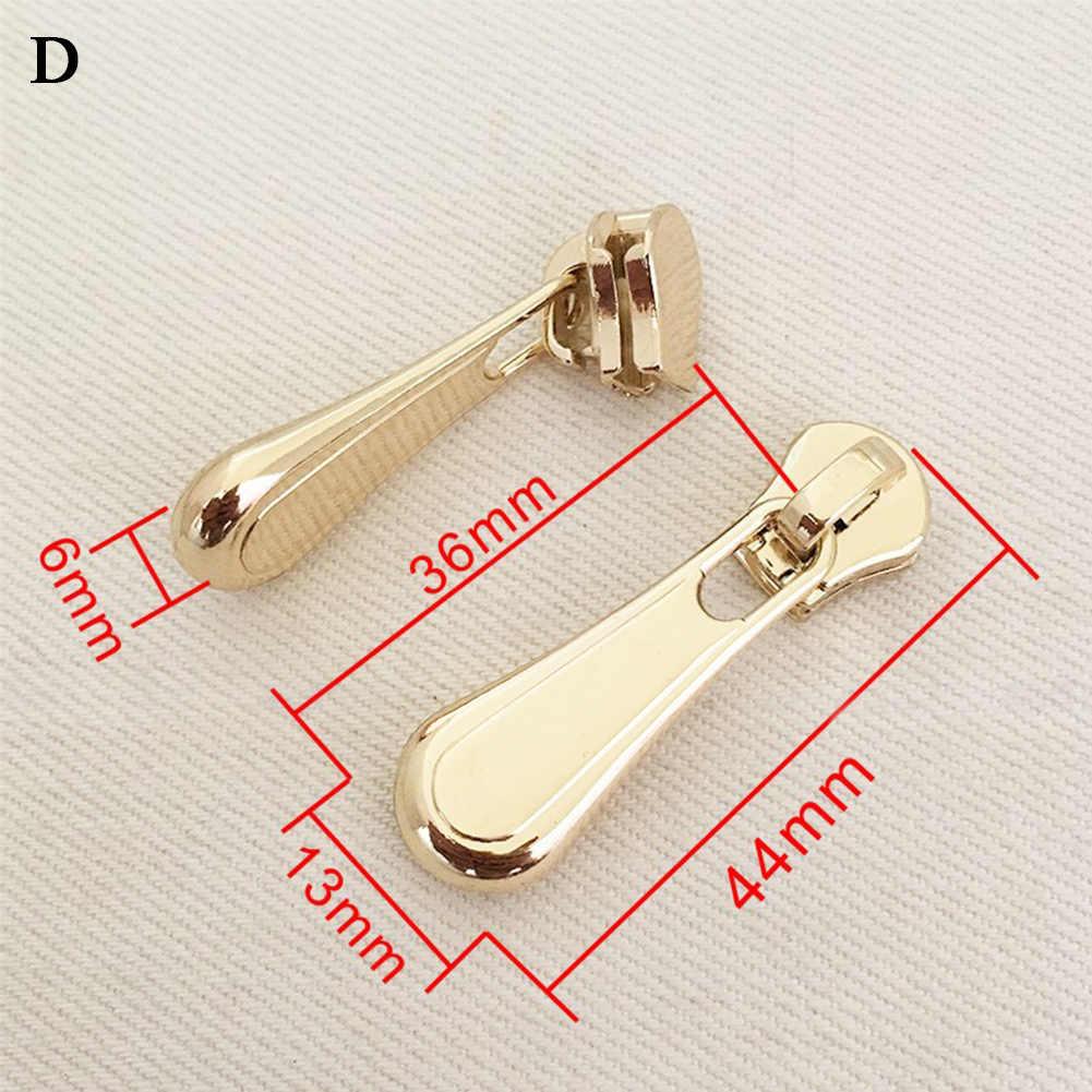 1 PC Gold Universal Instant Fix Zipper Repair Kit Replacement Zip Slider Teeth Rescue New Design