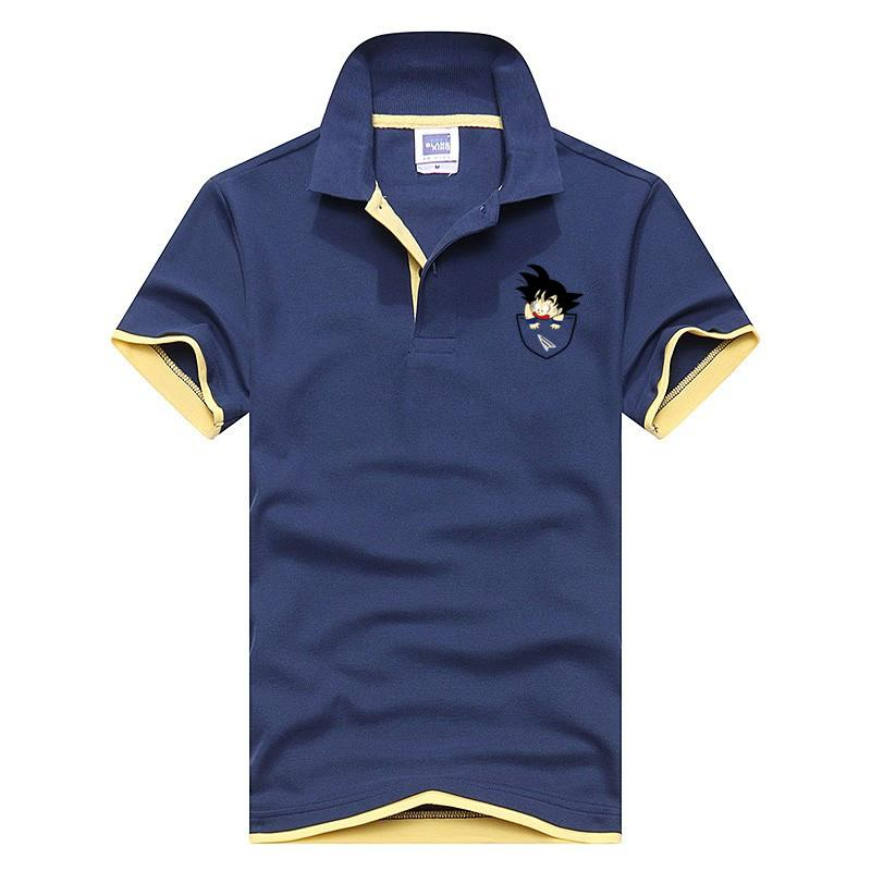 Korean Men's Polo Shirt Mixed Cotton High Quality Men's Multi-color Sports Short-sleeved Brand Summer Large Size Men's Clothing