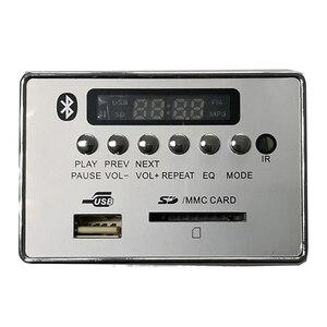 Image 4 - Top 5.0 Bluetooth Audio odbiornik Ape Mp3 Wav płytka dekodera Wma Dac samochodowy sprzęt Audio moduł Usb Tf Radio dla wzmacniacz zdalnego sterowania
