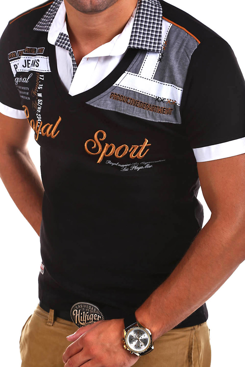 Image 5 - ZOGAA 2020 Men Polo Shirts Short Sleeve Casual Hot Fashion Tops  Turn down Collar Breathable Letter Printed Polo Shirts Male TeesPolo