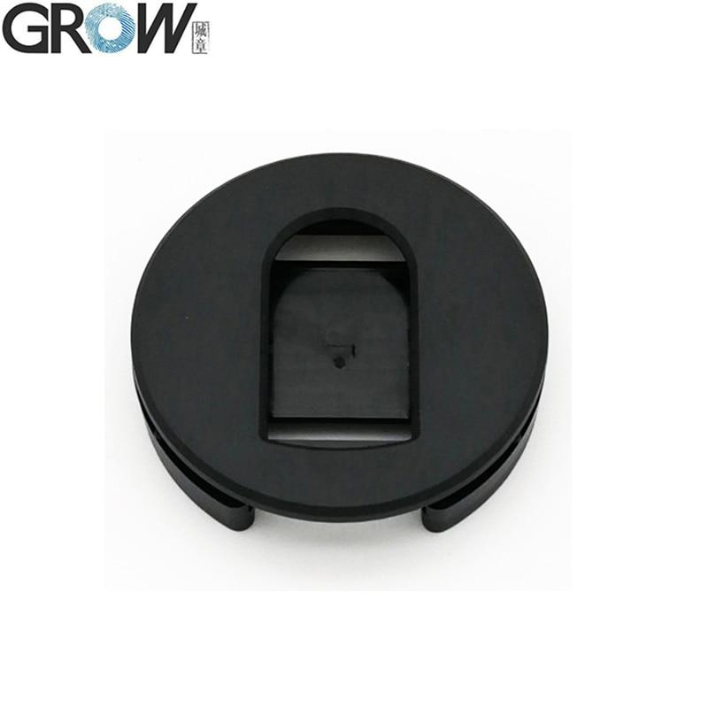 GROW R300/R301T/R302 Round Circular Enclosure Mounting Of Fingerprint Module Sensor Scanner