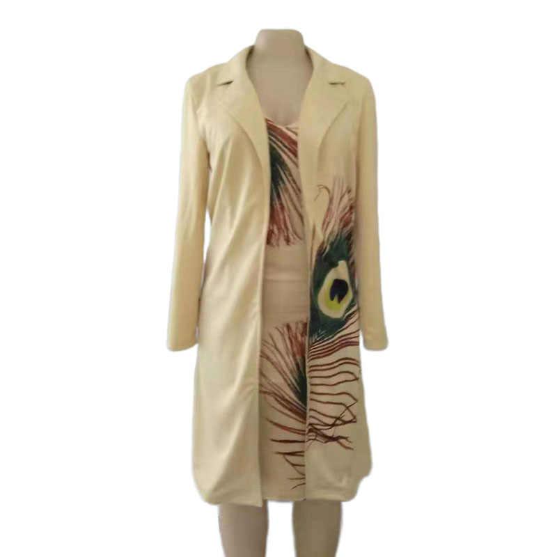 Женское платье с принтом, модное летнее платье большого размера в африканском стиле, M-4XL, 2019