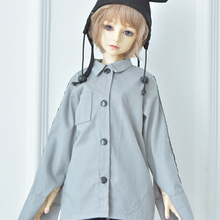 1/3 1/4 1/6 BJD SD doll clothes Blyth baby clothes Long-sleeved shirt trouser doll clothes dolls acc