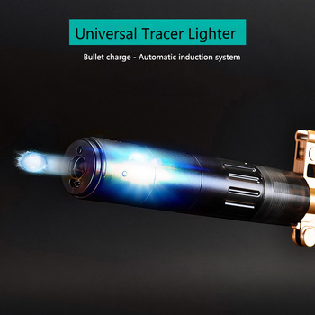 Airsoft Tracer Lighter Green Light Smallest Unit Pistol Hunting Tactical Military Paintball Handgun Accessories