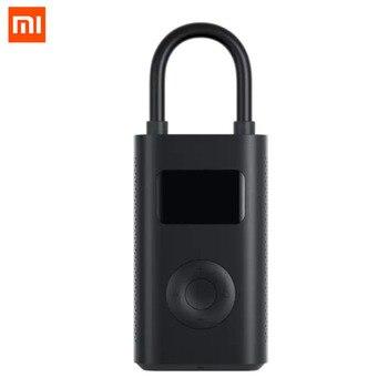 Portable de surveillance numérique de banque de puissance de trésor gonflable de basket-ball de vélo de pompe originale de Xiaomi Mi pour la maison intelligente