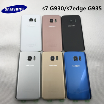 Samsung Galaxy S7 G930F Back Glass Battery Cover