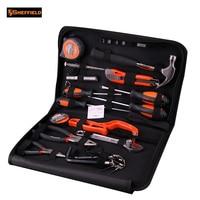 SHEFFIELD S022002/S022003 universal tool set repair home repair screwdriver wrench pliers hand tools