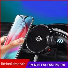 Charging-Phone-Bracket COUNTRYMAN Car-Navigation for BMW MINI One-cooper-s/F54/F55/..