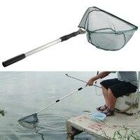 Telescoping fishing landing net al