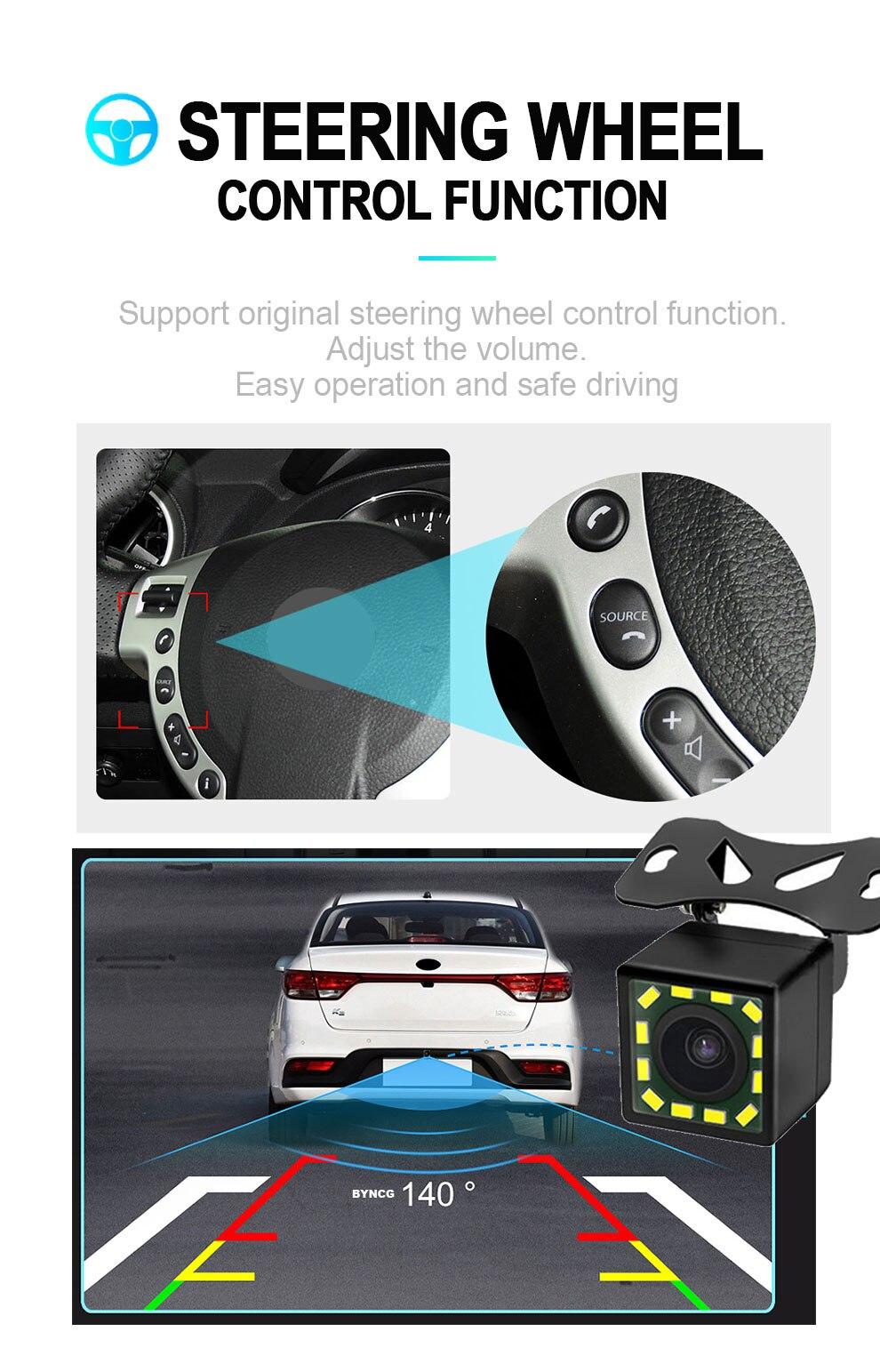 "Audio Auto ""HD Menyentuh 4"