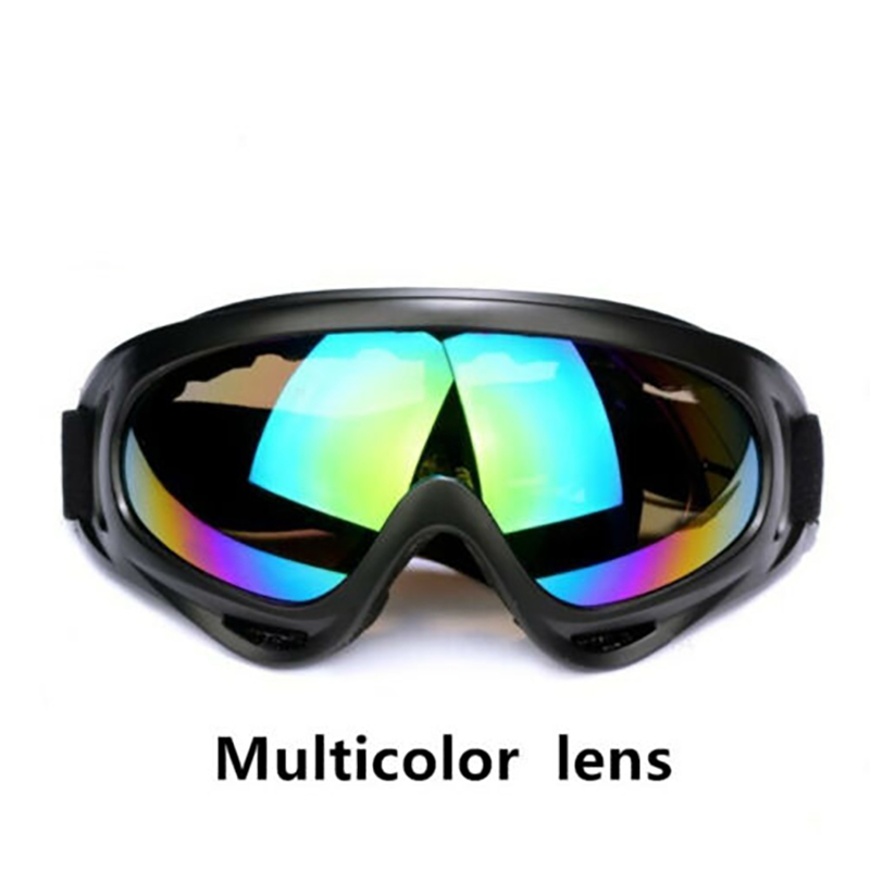 1pcs Winter Windproof Ski Goggles Outdoor Sports Ski Goggles UV400 Dustproof Moto Cycling Sunglasses Cycling Skiing Equipment
