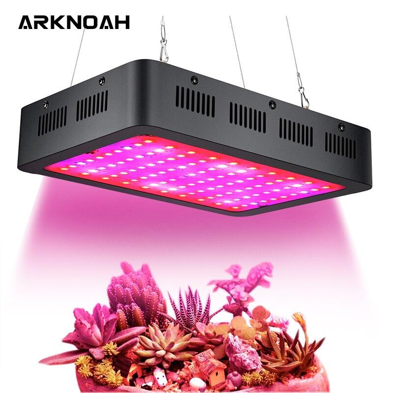 Lampada a LED per piante a spettro completo Lampada per crescita Lampada per crescita Lampada per piante Ortaggi e fiori per interni 150W LED Luce per impianti