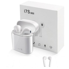I7s TWS Wireless Earpiece Bluetooth Earphones Headset I7 Sport Earbuds  Mic for All Smart Phone Andriod VS I9s I12