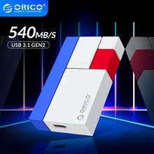 Dischi rigidi esterni ORICO Chroma CN300 1TB 500GB 250GB Mini SSD portatile type-c 540 M/S SSD esterno a stato solido