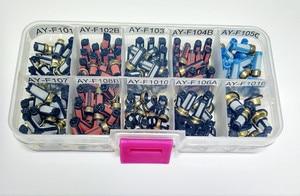 Image 2 - משלוח חינם סל מיקרו מסנן ערכת דלק מזרק תיקון אביזרי סיטונאי באיכות גבוהה עם סוג שונה עבור אוטומטי חלק