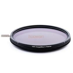 67 72 77 82 mm VARI cpl Polarizer Adjustable color temperature Optical Glass Lens filter for canon nikon pentax sony camera