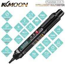 KKMOON100 – multimètre numérique, capteur Intelligent, testeur de stylo, 6000 points, sans contact, outil Polimetro