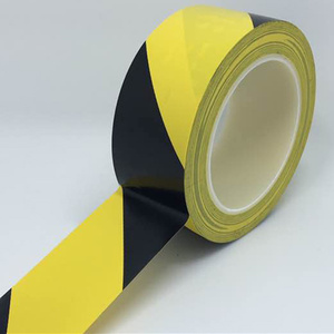 Image 3 - 33M חזק pvc אזהרת בטיחות קלטת שחור צהוב עמיד למים עצמי דבק מתיחה סימון קלטת עבור מפעל מחסן מקום עבודה