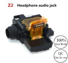 цена на CXHKRR Original For sony Xperia Z2 D6503 D6502 Earphone Headphone Jack Audio Flex Cable Ribbon Replacement