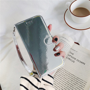 Image 4 - For Samsung Galaxy A52 A72 A02S Case Magnetic Leather Case For Samsung A02S A12 A32 A42 A52 A72 5G 3D Mirror Flip Phone Cover