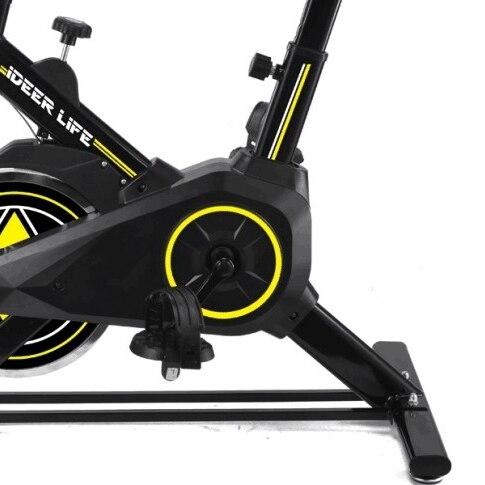 Vélo d'exercice maison ultra-silencieux intérieur perte de poids pédale vélo d'exercice vélo de rotation équipement de fitness intérieur - 5