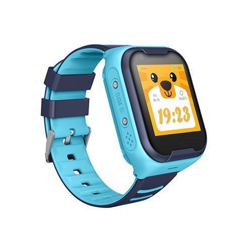 Multilingual A36E Smart Watch Waterproof GPS Positioning Of Children's Video Telephone Watch