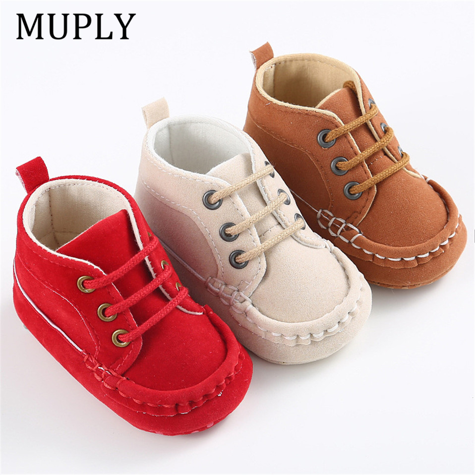 Baby Girl Shoes New Classic Canvas Newborn Baby Shoes For Boy Prewalker First Walkers Child Kids Shoes